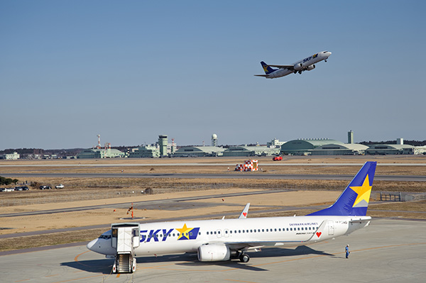 Skymark Airlines to Operate Two Times Daily Between Ibaraki and Kobe