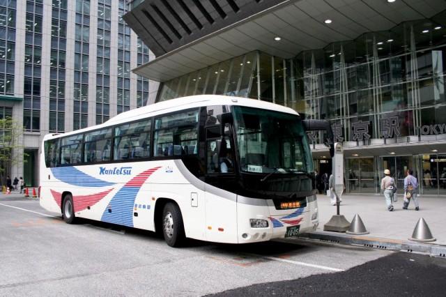 東京から500円バス