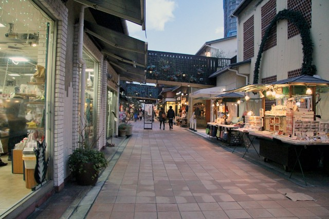 お洒落な雰囲気はさすが神戸!