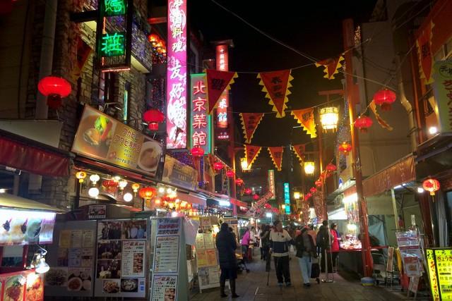 まるで日本ではないような空間が広がります