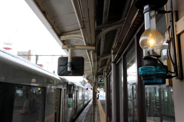 小樽駅ホーム