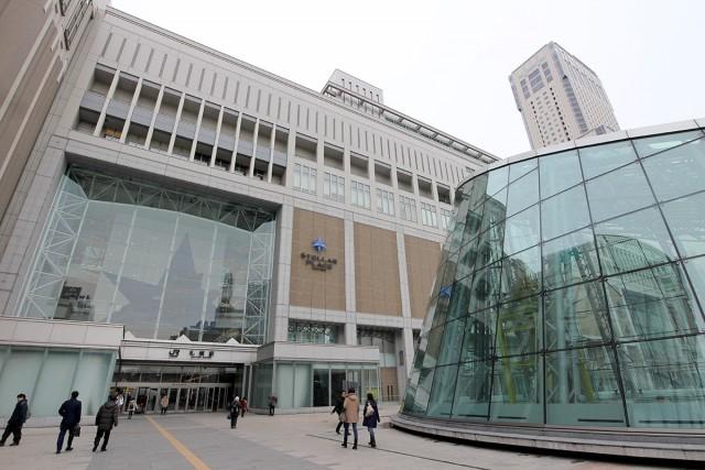 みたび札幌駅。今度は札幌を散策です