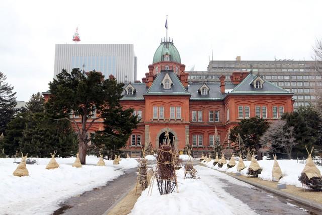 「赤れんが」こと旧北海道庁舎