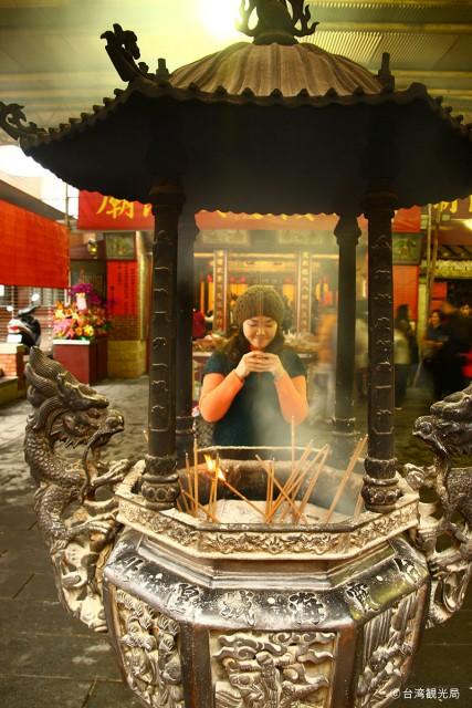 霞海城隍廟(迪化街)