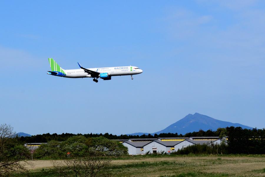 ようこそ茨城空港へ