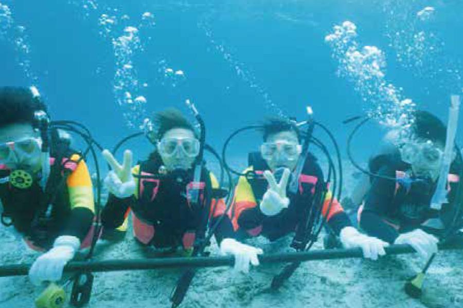 ダイビング教室